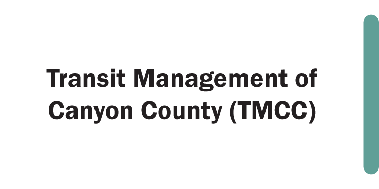 Transit Management of Canyon County (TMCC)